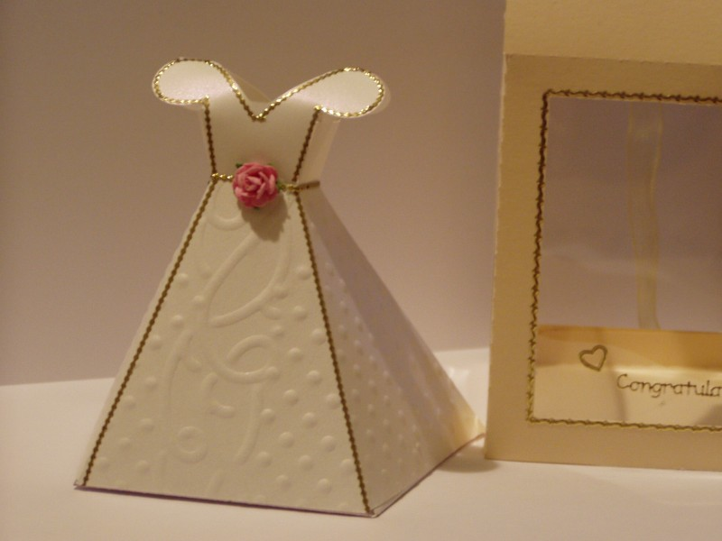 Wedding Dress Favor Boxes Image Collections Wedding Decoration Ideas