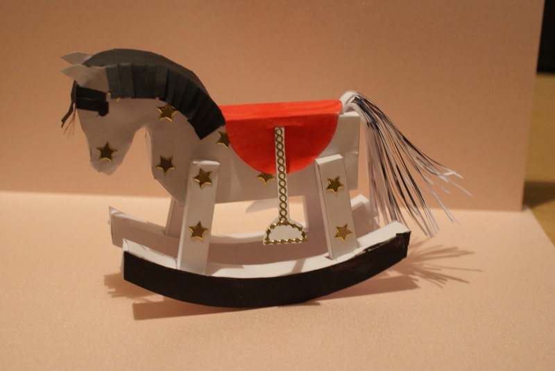 Rocking Horse Templates